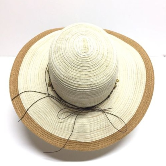 49ff07995d4e5 Karen Keith Accessories - Karen Keith Summer Straw Sun Hat Medium